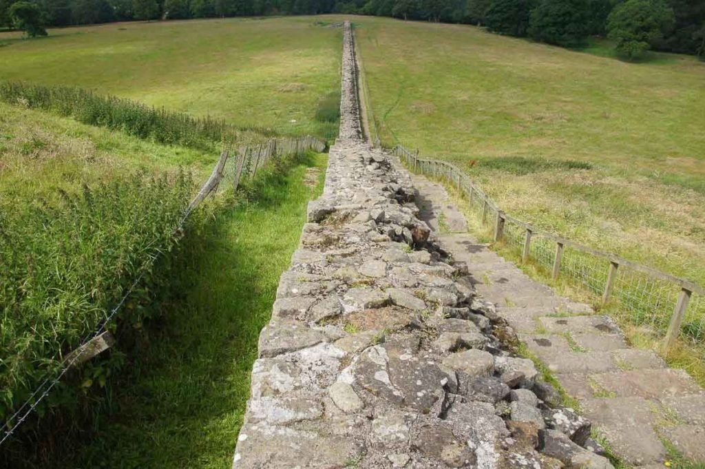 Hadrian's Wall - Best English Places to Visit