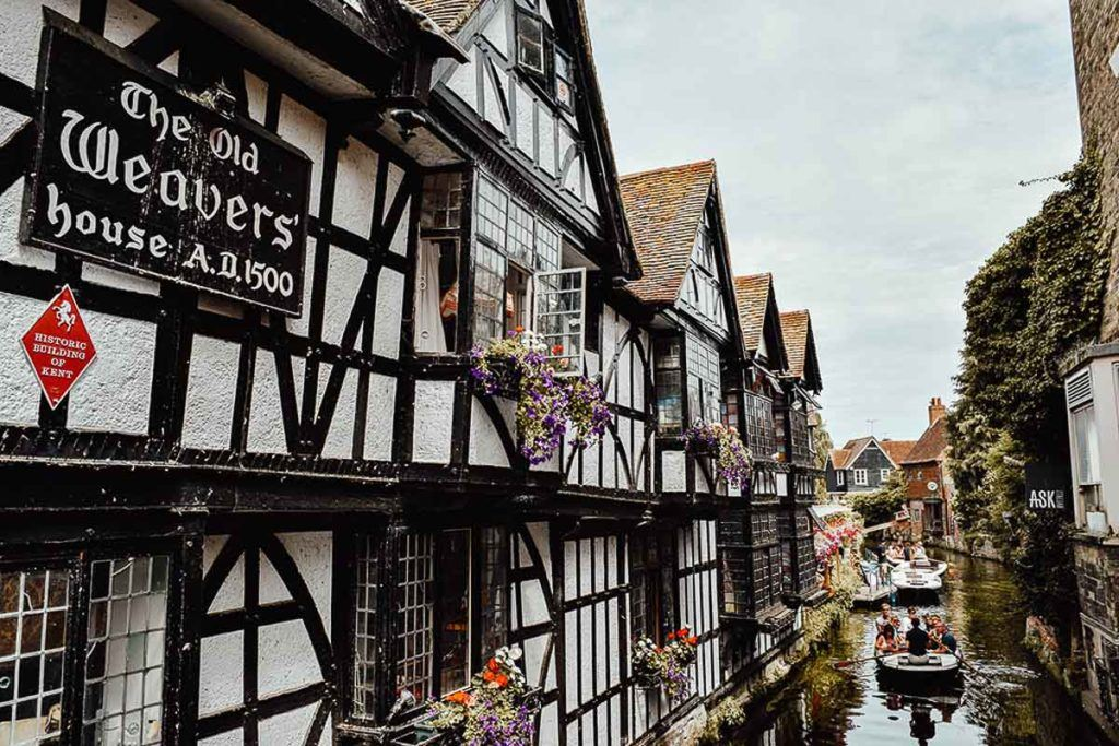 Old Weavers Canterbury - Best Places To Visit in England