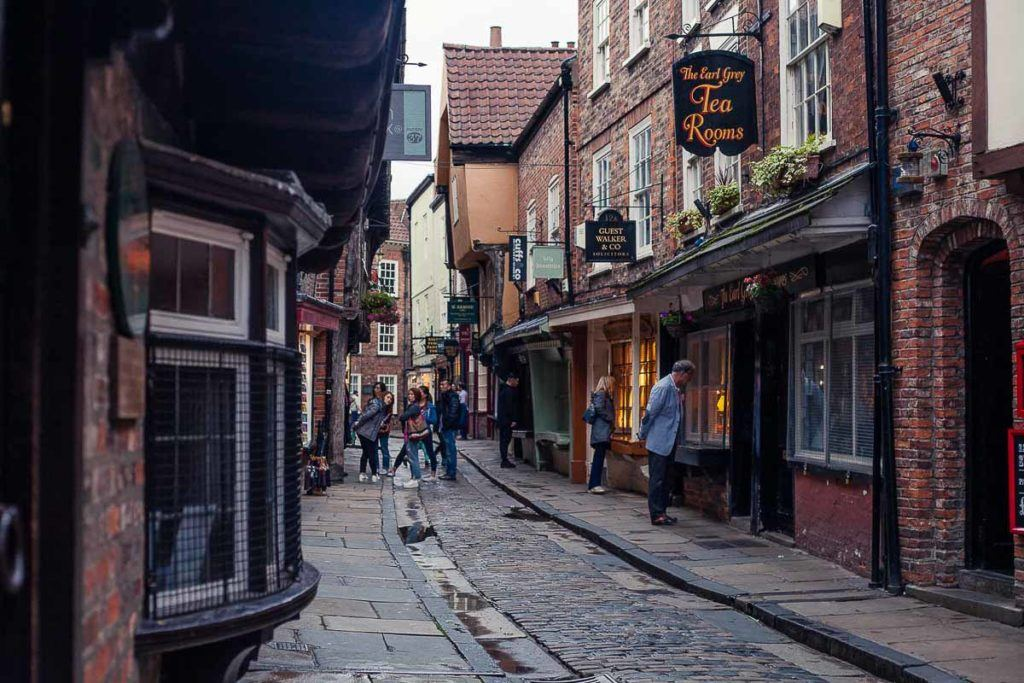 The Shambles in York - Things to Do in England