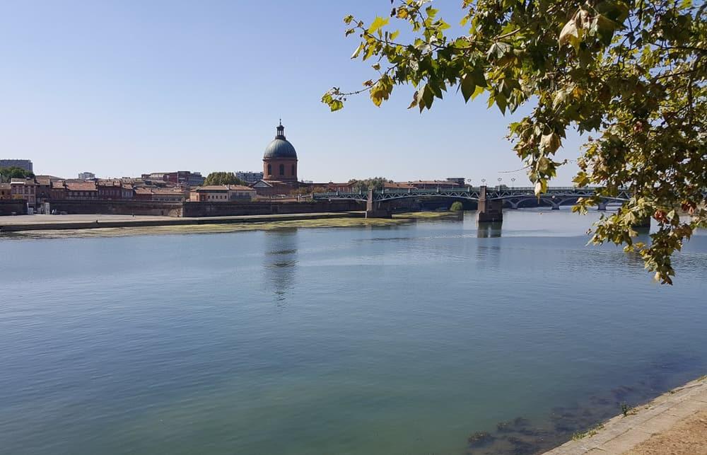 Best France Road Trips - Bordeaux to Perpignan - River view