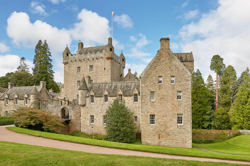 Cawdor Castle near Inverness