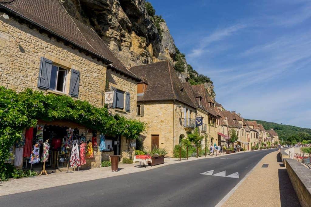 Best France Road Trips - La Roque Village