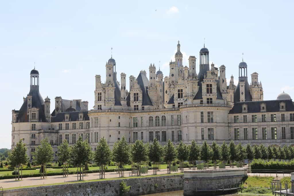 Road trip in France - Loire Valley