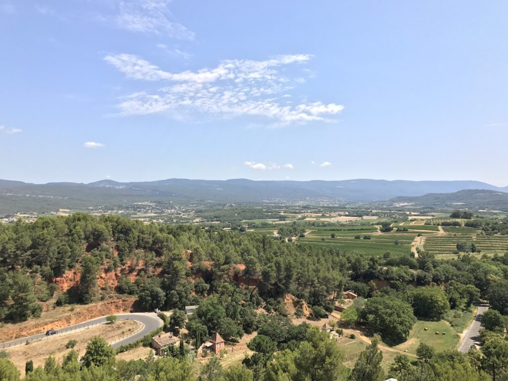 View in France Road Trip - Provence Villages
