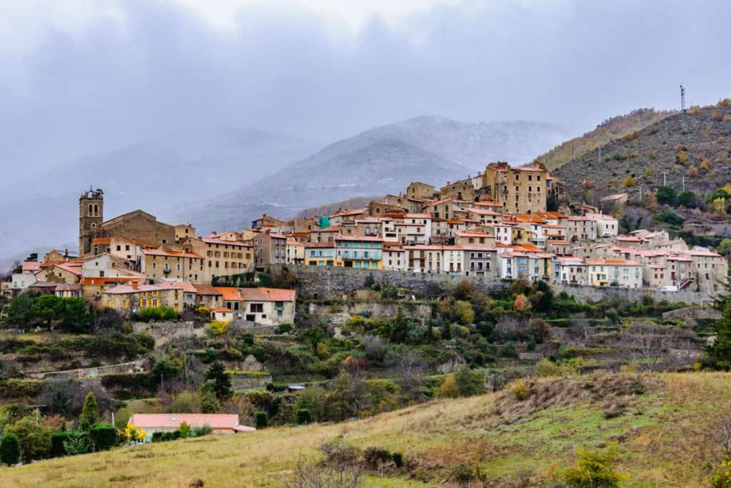 French Road Trips - Pyrénées-Orientales - Mountain village