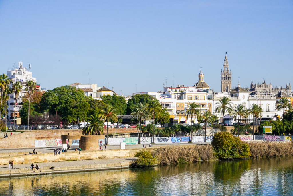 River in Seville - Seville in one day