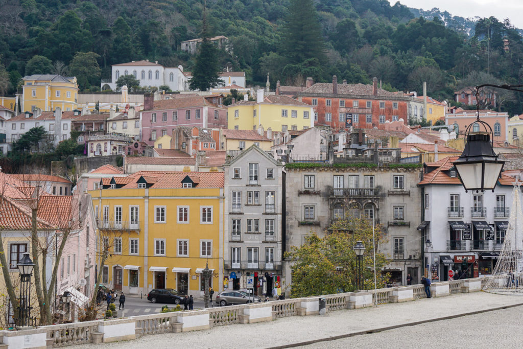 One Day in Sintra Portugal