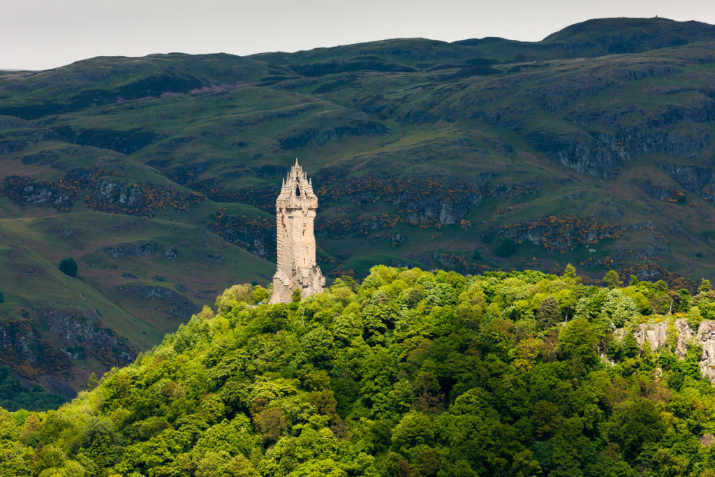 Stirling with Kids - Wallace Monument