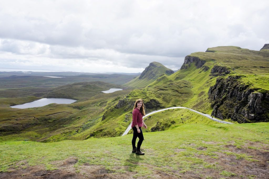 The Quiraing Isle of Skye Scotland