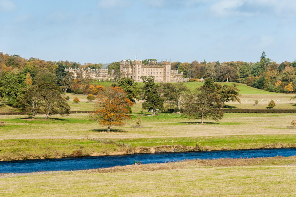 Floors Castle and the River Tweed - Things to Do in the Scottish Borders