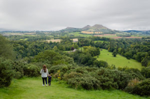 Scott's View - Countryside in the Scottish Borders
