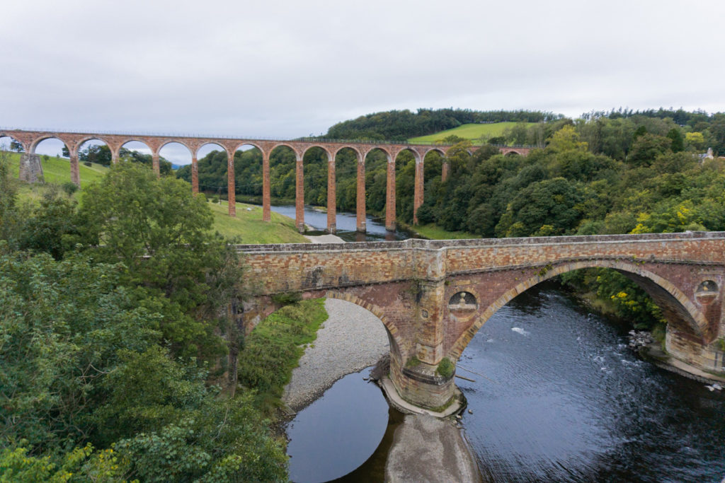 Leaderfoot Viaduct - Things to Do in the Scottish Borders