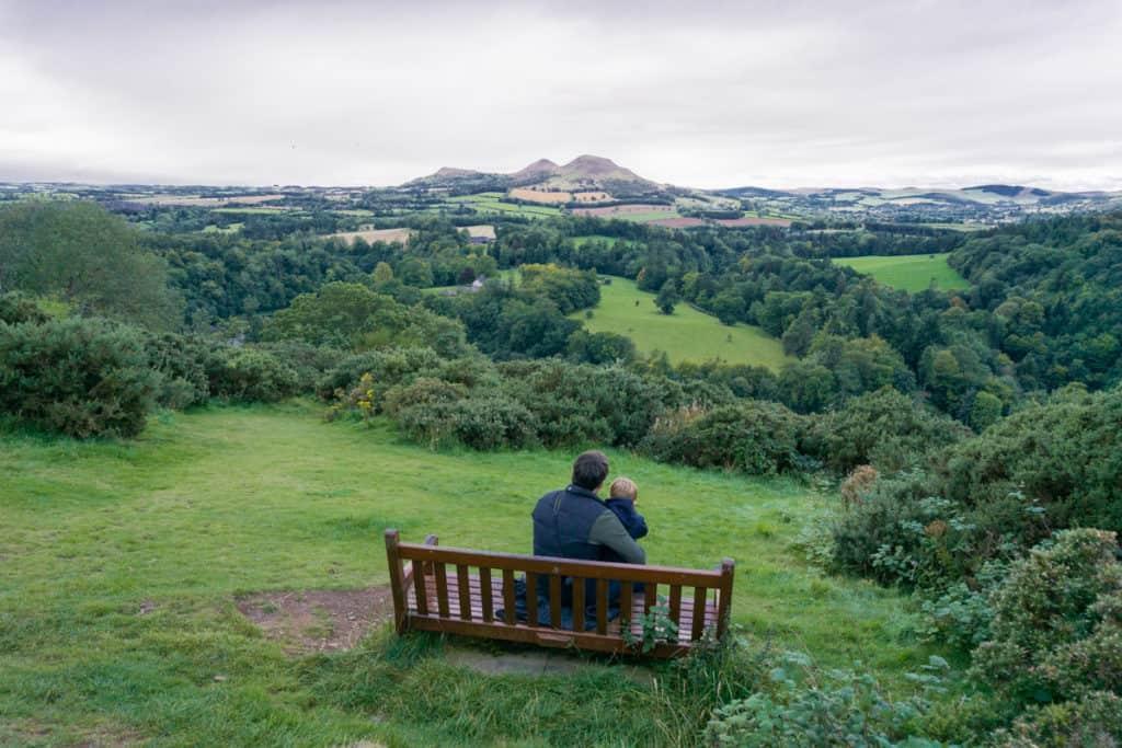 Scotts View - Scottish Borders