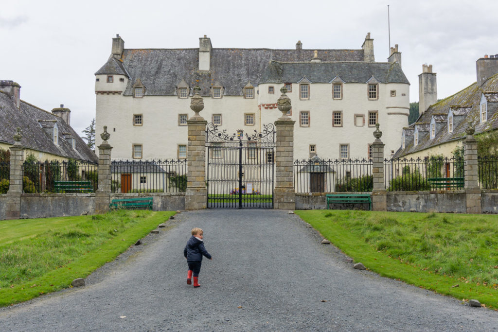 Traquair House - Things to Do in the Scottish Borders