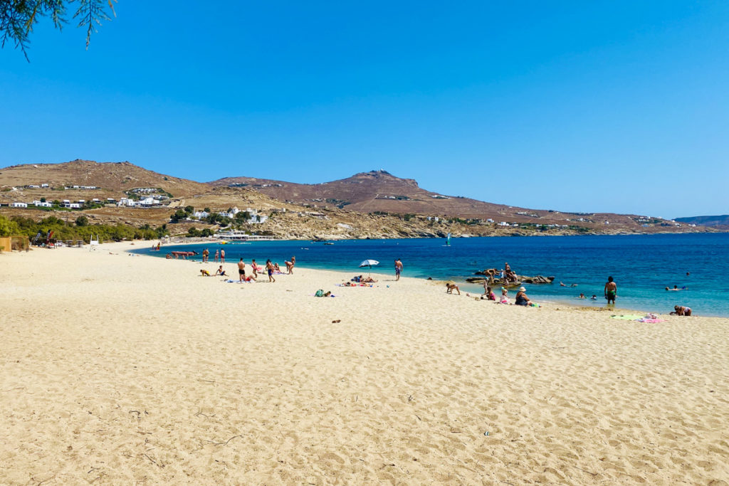 Best Greek Islands for Families - Beach in Iraklia