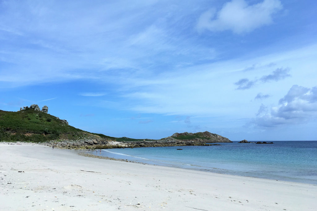 Isles of Scilly - South England Coast