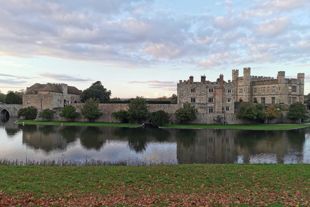 Leeds Castle - Places to Visit in South England