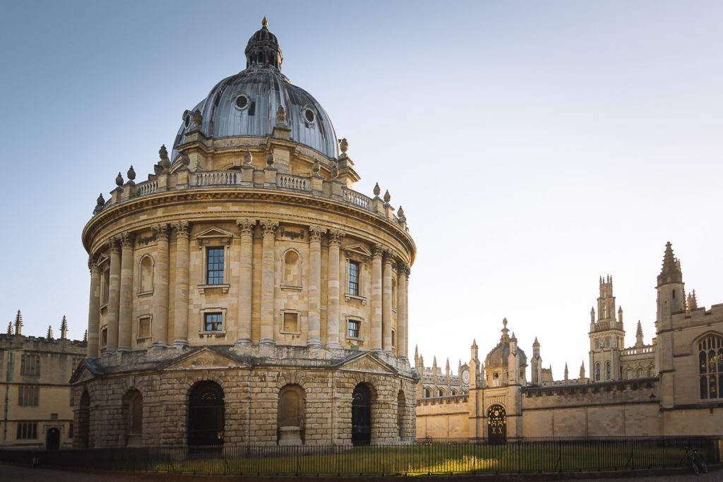 Oxford - Places to Visit in Southern England