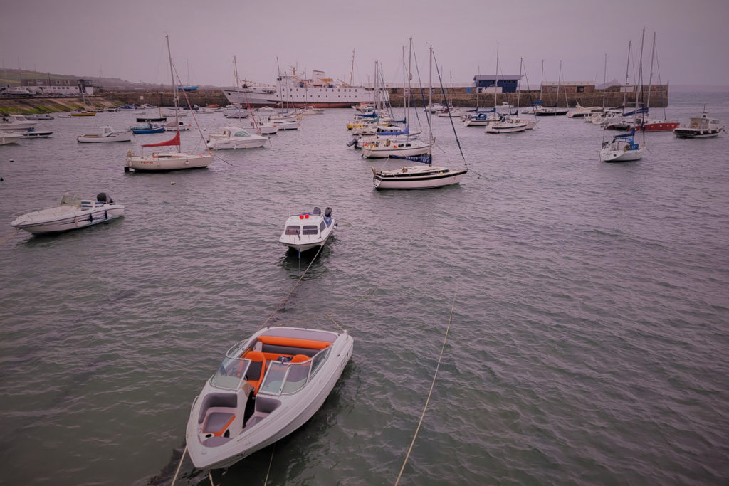Penzance Harbour - Places to Visit in South England